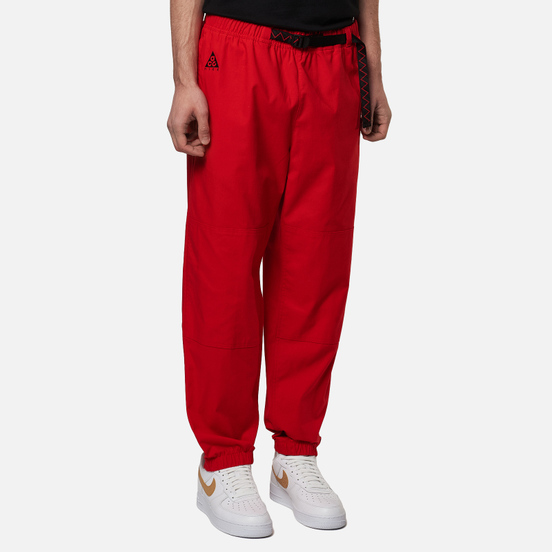 Мужские брюки Nike ACG NRG Trail University Red/Black