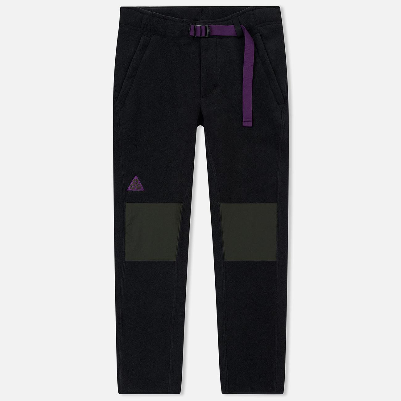 Мужские брюки Nike ACG Sherpa Fleece Black