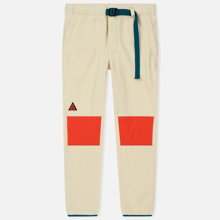 Мужские брюки Nike ACG Sherpa Fleece Light Cream