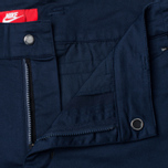 Мужские брюки Nike Bonded Obsidian/Black фото- 1