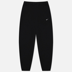 Мужские брюки Nike NRG Embroidered Swoosh Black/White