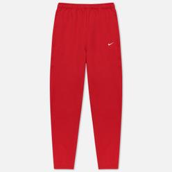 Мужские брюки Nike NRG Embroidered Swoosh Gym Red