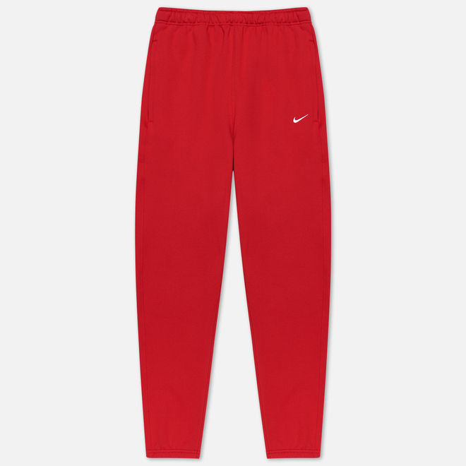 Мужские брюки Nike NRG Embroidered Swoosh Gym Red