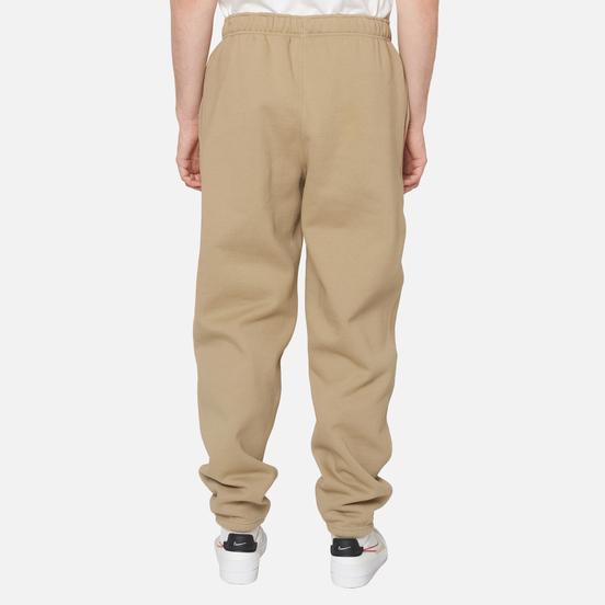 Мужские брюки Nike NRG Embroidered Swoosh Khaki/White