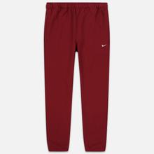 Мужские брюки Nike NRG Embroidered Swoosh Team Red/White фото- 0
