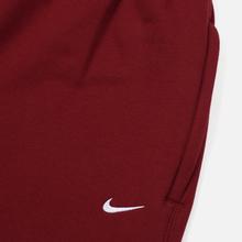 Мужские брюки Nike NRG Embroidered Swoosh Team Red/White фото- 2