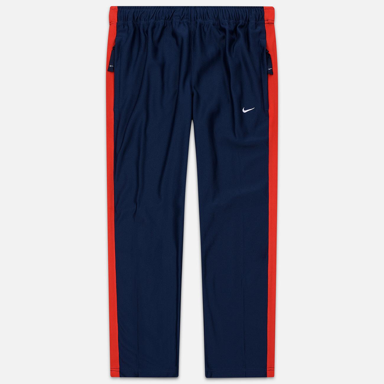 Мужские брюки Nike NRG Solid Swoosh Stripe Midnight Navy