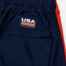 Мужские брюки Nike NRG Solid Swoosh Stripe Midnight Navy фото- 2