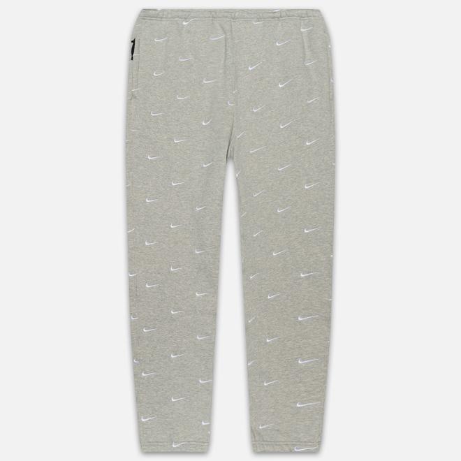 Мужские брюки Nike NRG Swoosh Logo Grey Heather