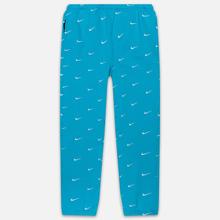 Мужские брюки Nike NRG Swoosh Logo Light Current Blue фото- 0