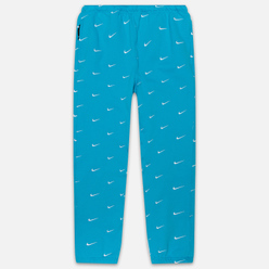 Мужские брюки Nike NRG Swoosh Logo Light Current Blue
