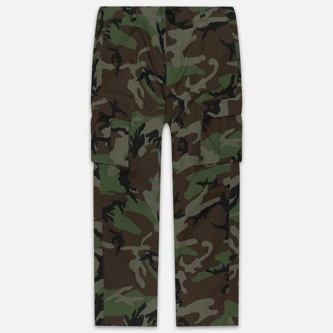 Мужские брюки Nike SB Flex FTM Camo Medium Olive