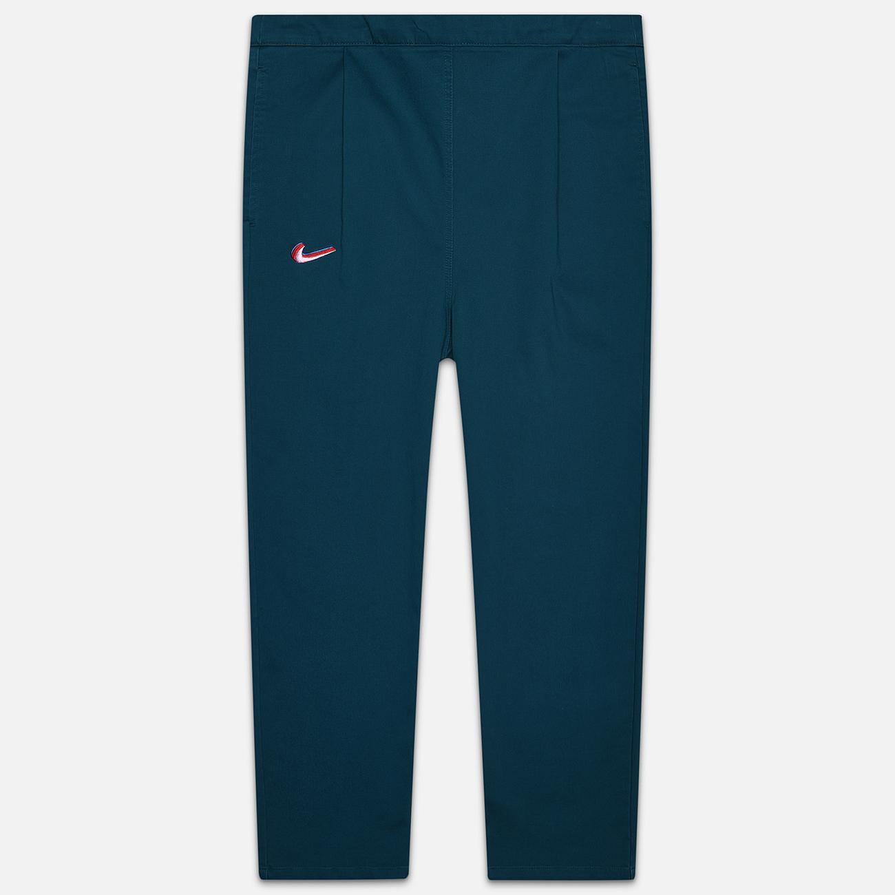 Мужские брюки Nike SB x Parra QS Solid Midnight Turq/Pink Rise