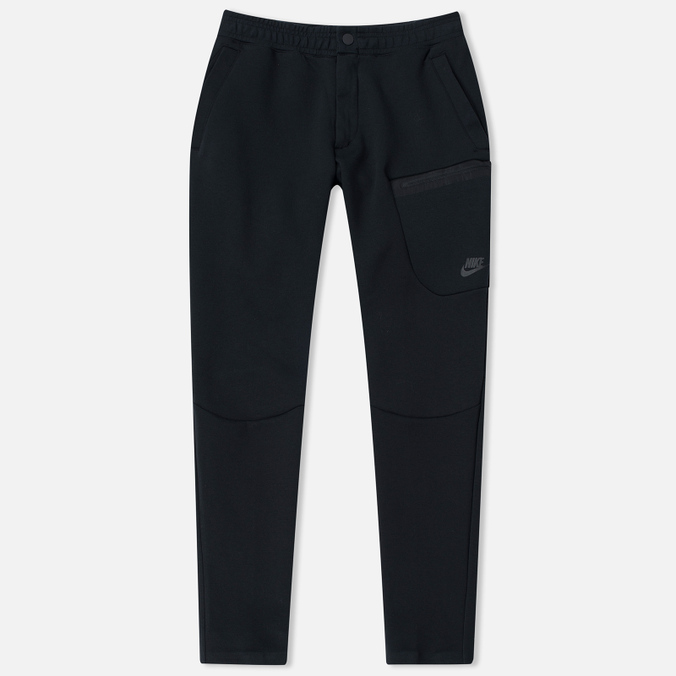 Мужские брюки Nike Tech Fleece Black
