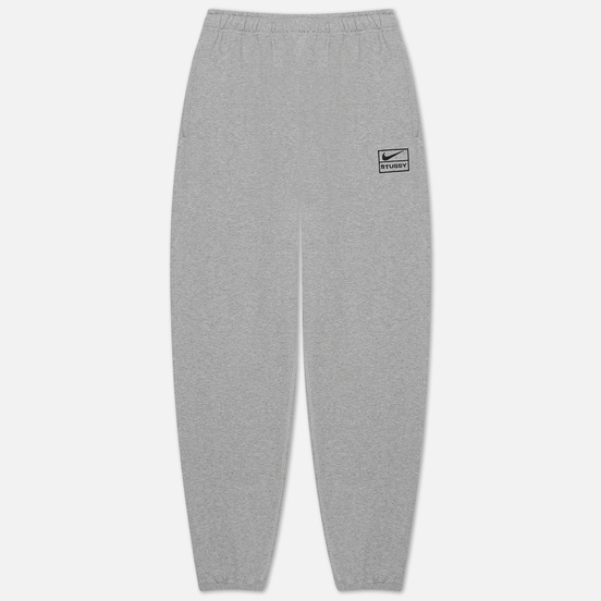 Мужские брюки Nike x Stussy NRG Fleece Dark Grey Heather