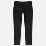 Мужские брюки Norse Projects Aros Heavy Chino Black фото- 0