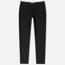 Мужские брюки Norse Projects Aros Heavy Chino Black фото- 0