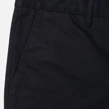 Мужские брюки Norse Projects Aros Heavy Chino Black фото- 1