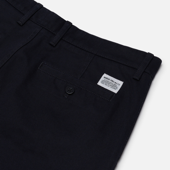 Мужские брюки Norse Projects Aros Heavy Chino Dark Navy
