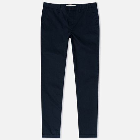 Мужские брюки Norse Projects Aros Heavy Chino Dark Navy