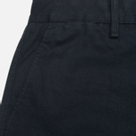 Norse Projects Aros Heavy Chino Men's Trousers Dark Navy photo- 3