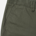 Мужские брюки Norse Projects Aros Heavy Chino Dried Olive фото- 1