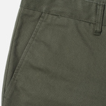 Norse Projects Aros Heavy Chino Men's trousers Dried Olive photo- 1