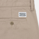 Мужские брюки Norse Projects Aros Heavy Chino Khaki фото- 4