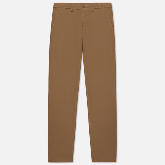 Мужские брюки Norse Projects Aros Heavy Chino Utility Khaki