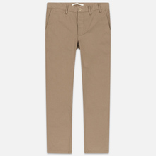 Мужские брюки Norse Projects Aros Heavy Chino Utility Khaki фото- 0