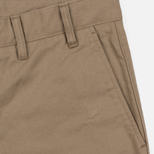 Мужские брюки Norse Projects Aros Heavy Chino Utility Khaki фото- 3