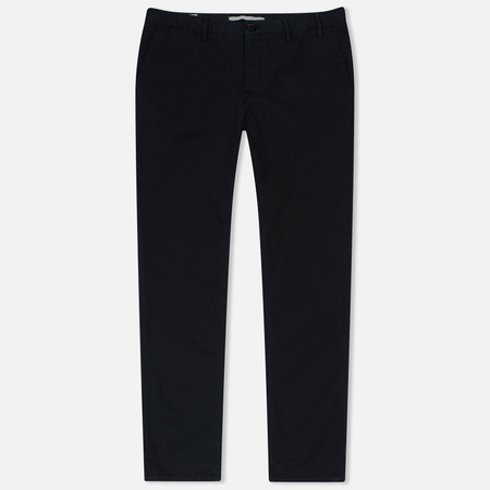 Мужские брюки Norse Projects Aros Light Twill Black