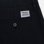 Мужские брюки Norse Projects Aros Light Twill Black фото- 3