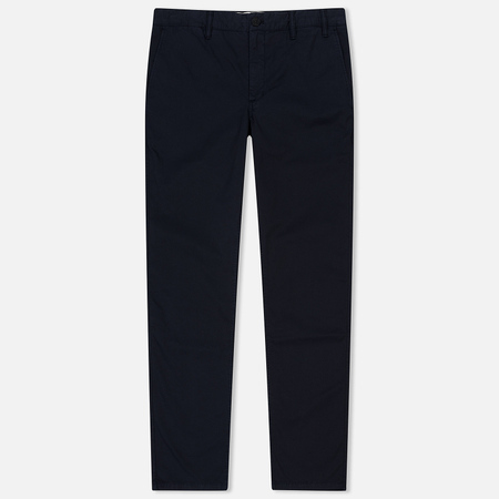 Мужские брюки Norse Projects Aros Light Twill Dark Navy