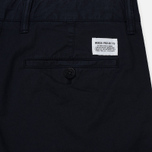 Мужские брюки Norse Projects Aros Light Twill Dark Navy фото- 4