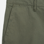 Мужские брюки Norse Projects Aros Light Twill Dried Olive фото- 1