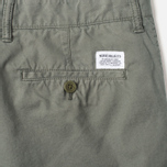 Мужские брюки Norse Projects Aros Light Twill Dried Olive фото- 4