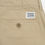 Мужские брюки Norse Projects Aros Light Twill Khaki фото- 4