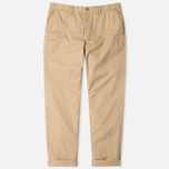 Мужские брюки Norse Projects Aros Light Twill Khaki фото- 0