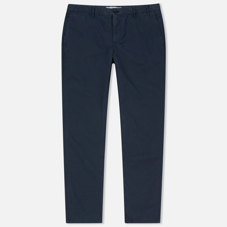 Мужские брюки Norse Projects Aros Light Twill Navy