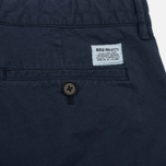 Мужские брюки Norse Projects Aros Light Twill Navy фото- 4