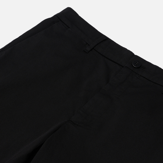 Мужские брюки Norse Projects Aros Slim Light Stretch Black