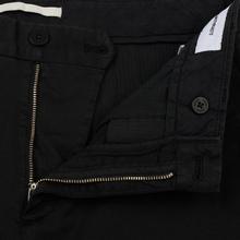 Мужские брюки Norse Projects Aros Slim Light Stretch Black фото- 1