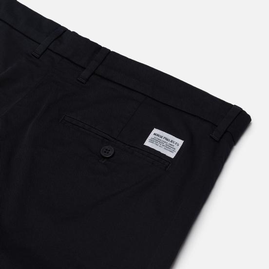 Мужские брюки Norse Projects Aros Slim Light Stretch Dark Navy