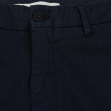 Мужские брюки Norse Projects Aros Slim Light Stretch Dark Navy фото- 2