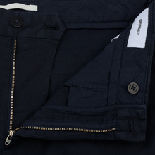 Мужские брюки Norse Projects Aros Slim Light Stretch Dark Navy фото- 1