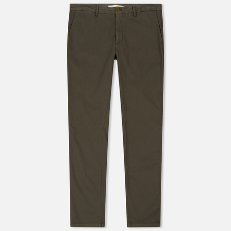 Мужские брюки Norse Projects Aros Slim Light Stretch Ivy Green