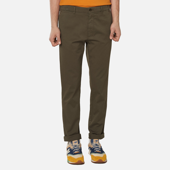 Мужские брюки Norse Projects Aros Slim Light Stretch Ivy Green