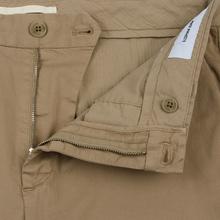 Мужские брюки Norse Projects Aros Slim Light Stretch Utility Khaki фото- 1