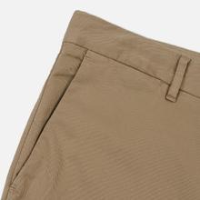 Мужские брюки Norse Projects Aros Slim Light Stretch Utility Khaki фото- 3